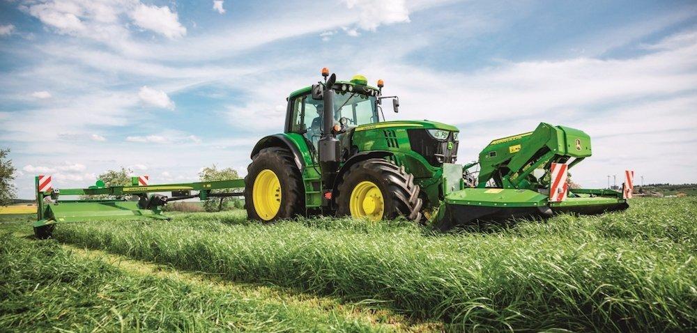 Sprzedaż ciągników rolniczych wzrośnie wczerwcu?