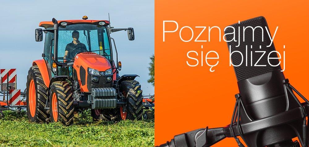 Co Kubota oferuje polskim rolnikom?