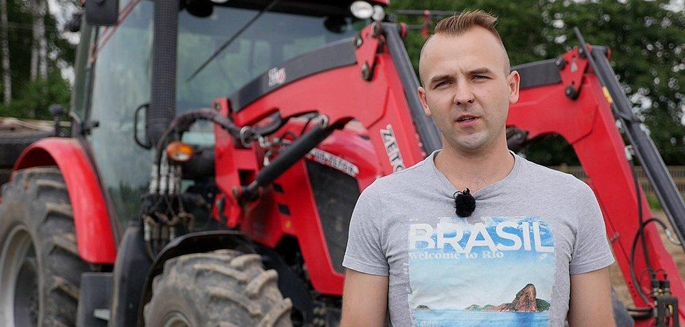 Jaki traktor jako pomocniczy?