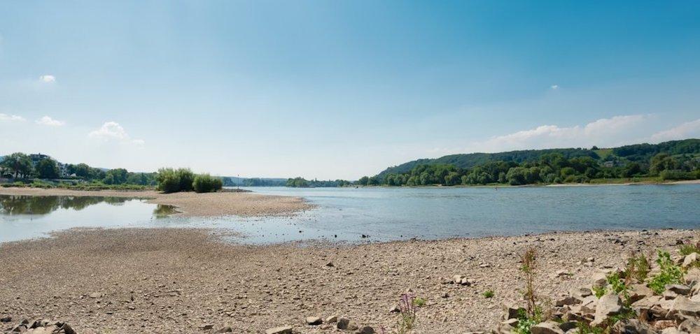 IMGW: poziom wody wrzekach jest bardzo niski [AKTUALNOŚCI]