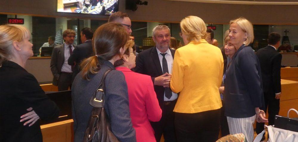 Posiedzenie Rady Ministrów rolnictwa UE [AKTUALNOŚCI]