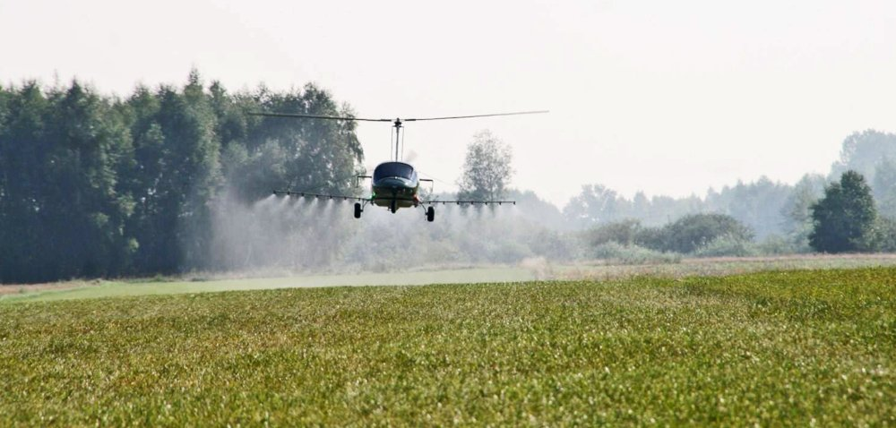 Agrolotnictwo – było, nie ma, może jeszcze będzie