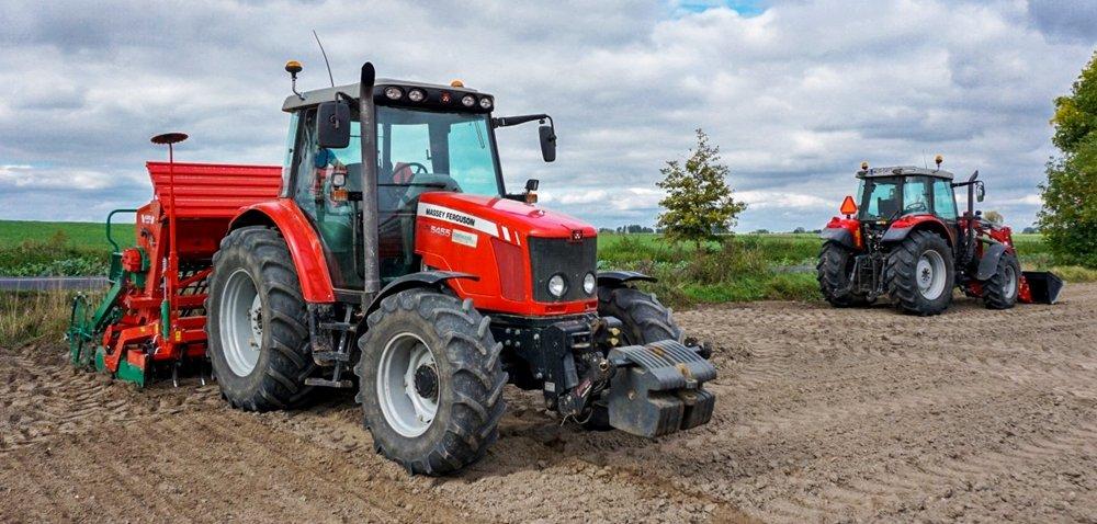 """Traktory Massey Ferguson – gdzie znajdziemy najwięcej """"używek""""?"""