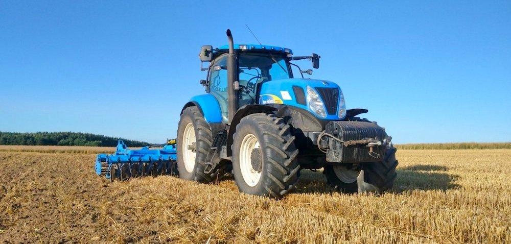 Rynek ciągników rośnie. Jakie traktory wybierano wlipcu?