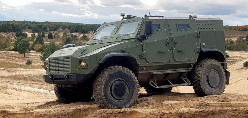Zetor wyprodukował pojazd dla wojska