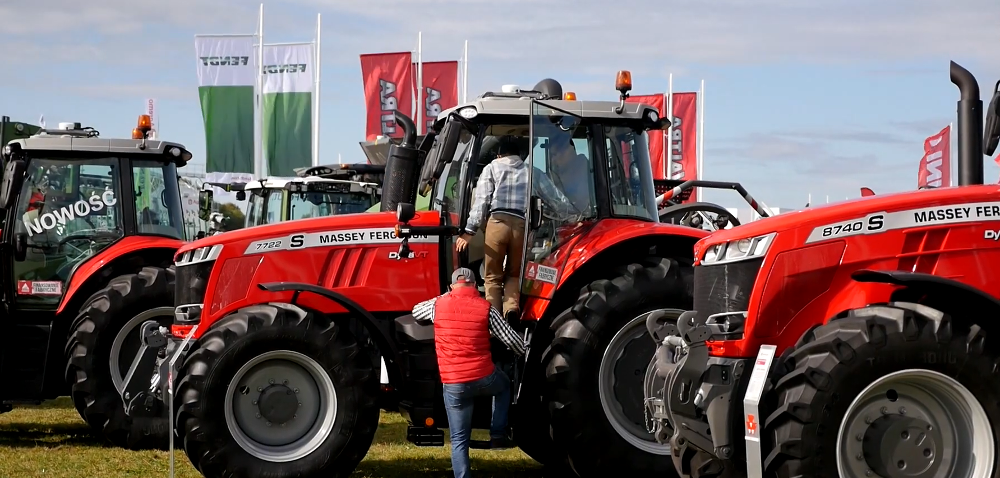 Ciągniki na Agro Show 2019 – nowości inie tylko! [WIDEO]