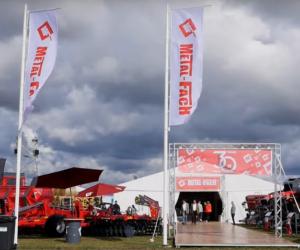 Nowości Agro Show 2019. Opryskiwacze, siewniki, prasy… [WIDEO]
