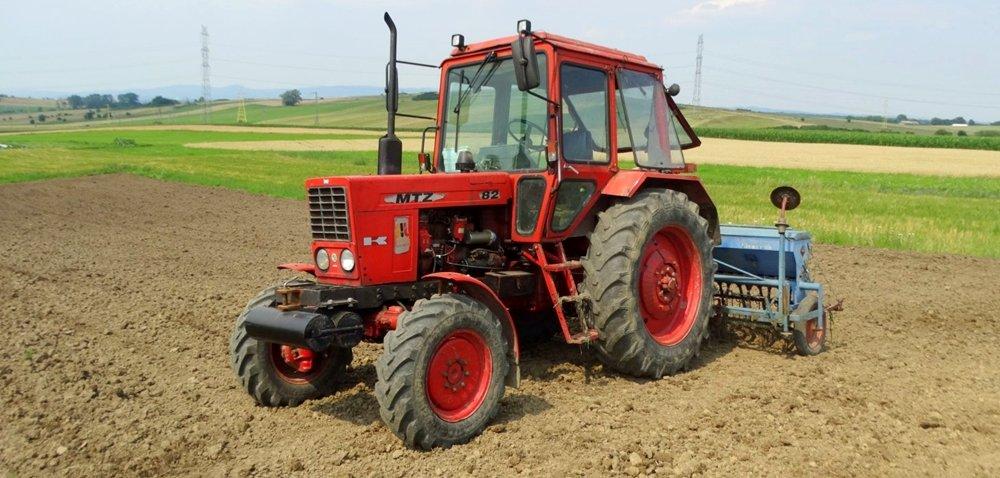 Używane ciągniki Belarus – top 10 najczęściej kupowanych modeli