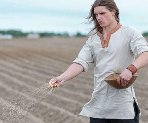 Na początku był rolnik