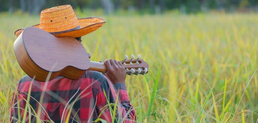 Śpiewający rolnik zrobił furorę [Ciekawostki rolnicze w100 sekund]