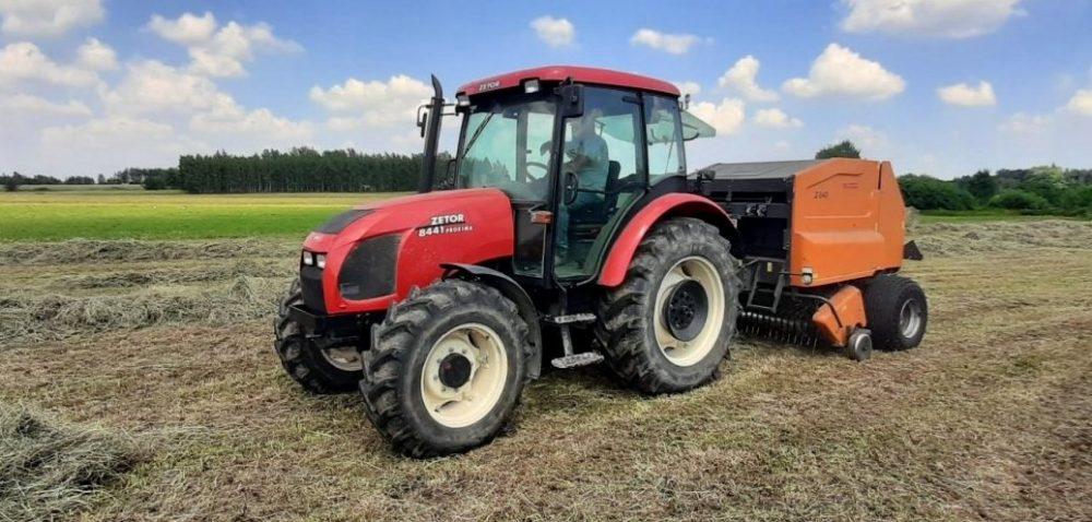 Traktory Zetor: gdzie jest ich więcej, wPolsce czy wCzechach?