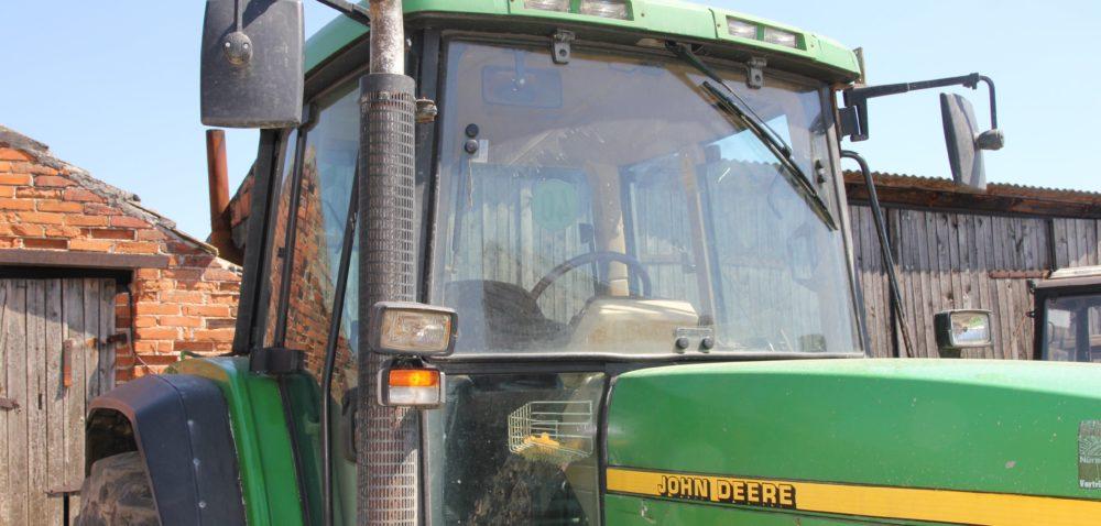 Dobry mechanik rolniczy potrzebny od zaraz