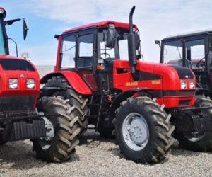 Belarus liderem na rynku ciągników wnietypowej kategorii
