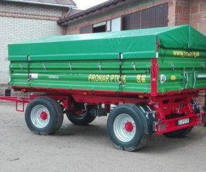 Przyczepy Pronar – jaką wybrać? Oferta firmy iopinie rolników