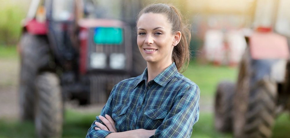 Czego ona chce? Jaki traktor dla kobiety?