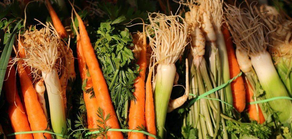 Ceny warzyw na krajowym rynku