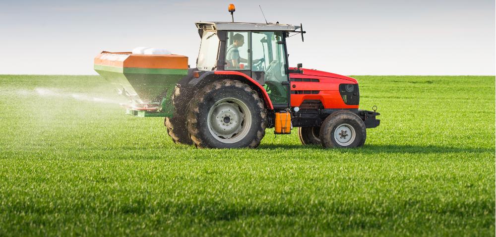 Nawożenie zbóż ozimych azotem wiosną zaplanuj zgłową!