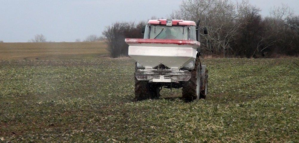 Nawożenie azotem przed 1marca. Co na to resort rolnictwa?