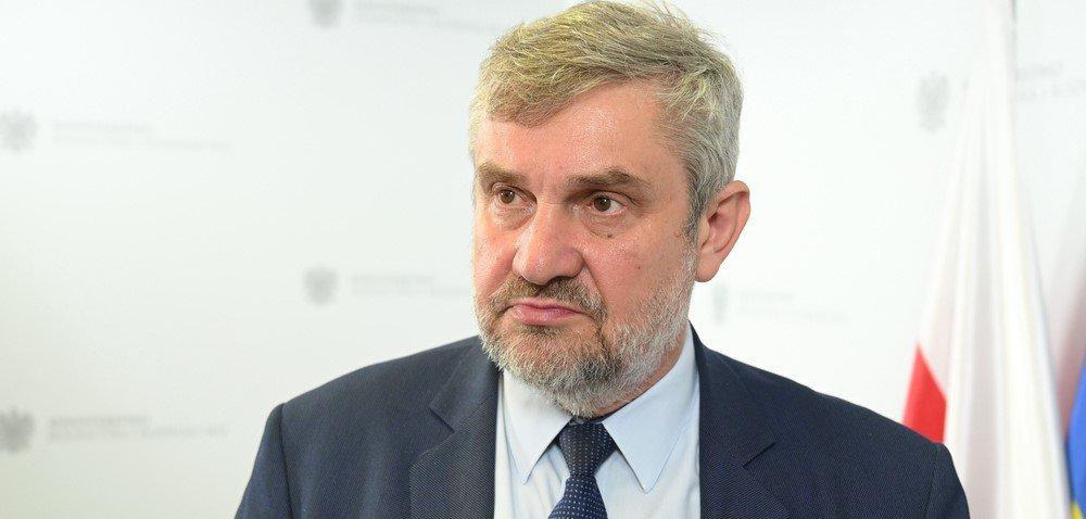 Wywiad zministrem Ardanowskim. Opomocy rolnikom, koronawirusie, ekologii idrugim półroczu
