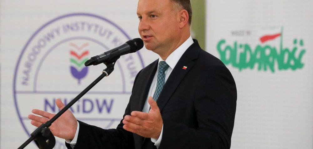 Polska wieś najważniejsza dla prezydenta Andrzeja Dudy!