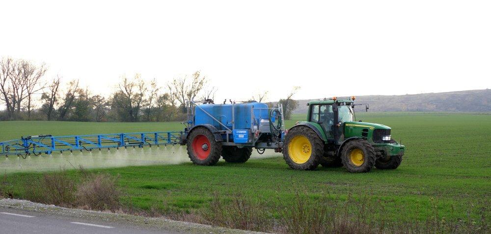 Odchwaszczanie zbóż ozimych jesienią. Raport zpola