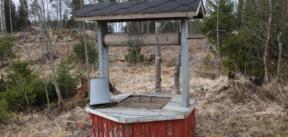 Legalizacja studni istniejącej