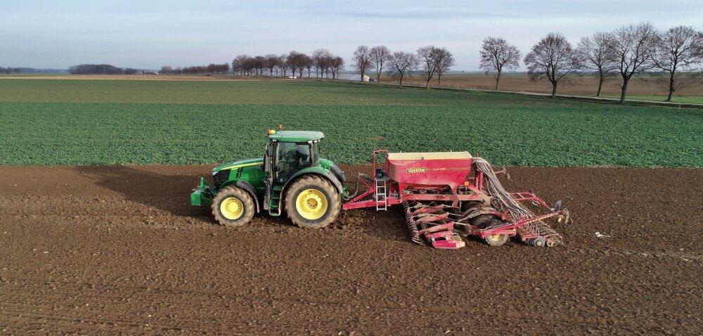 Przewódki, alternatywa dla pszenicy ozimej. Raport zpola
