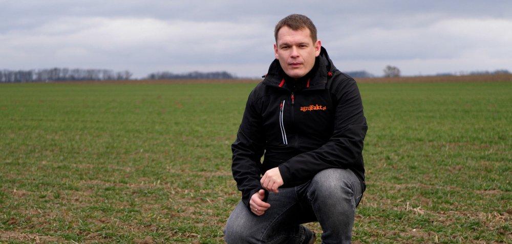 Jakie choroby zbóż jeszcze przed wiosną? Raport zpola