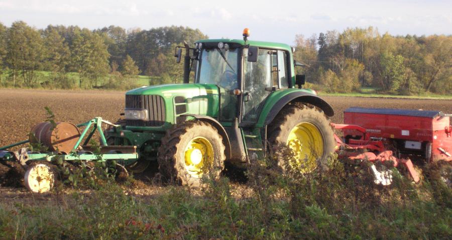 Gospodarstwo rolne ze zmienionymi dotacjami na modernizację
