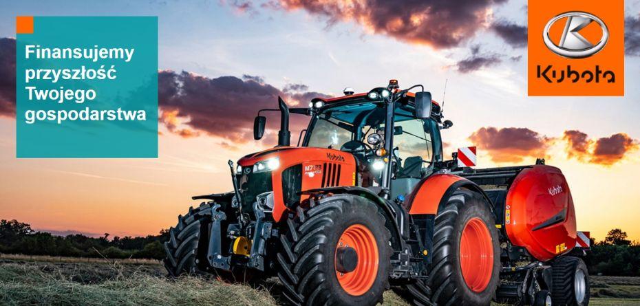 Finansowanie fabryczne ciągników rolniczych  – co warto wiedzieć?