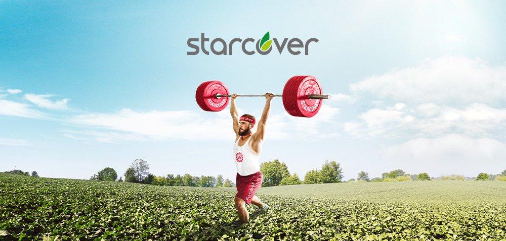 Zdrowy rzepak ozimy od samego siewu. Wypróbuj zaprawę STARCOVER!