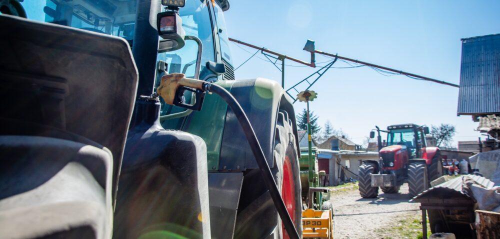 Kaucja przy zakupie oleju dodatkowym obciążeniem dla rolnika?