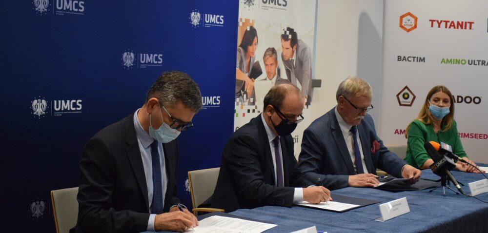 Wynalazki naukowców UMCS zastosowane wpraktyce dzięki Intermag