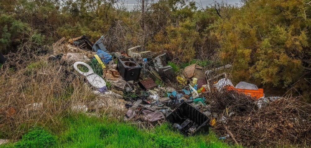Wyrzucanie śmieci na polu – MKiŚ zapowiada surowe kary!