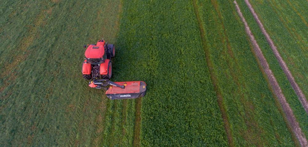 Finansowanie fabryczne maszyn rolniczych bez odsetek. Poznaj ofertę Kuboty