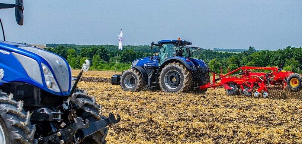 Europejski rynek ciągników wIpółroczu 2021- nastroje weuropejskim rolnictwie są dobre