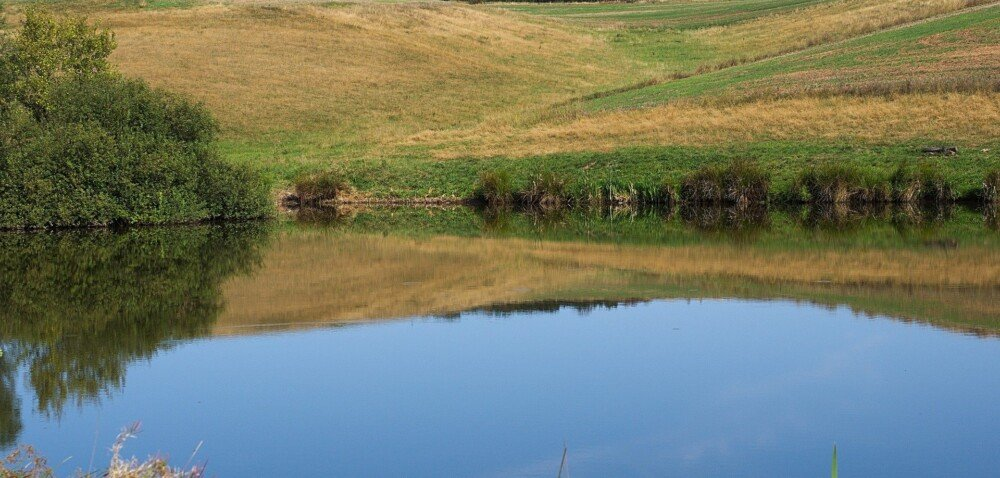 Retencjonowanie wody. Będą uproszczenia wbudowie stawów? Sprawdź!