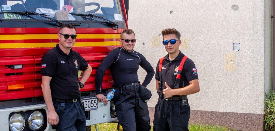 Dodatek dla strażaków zOSP ogłoszony przez premiera. Sprawdź!