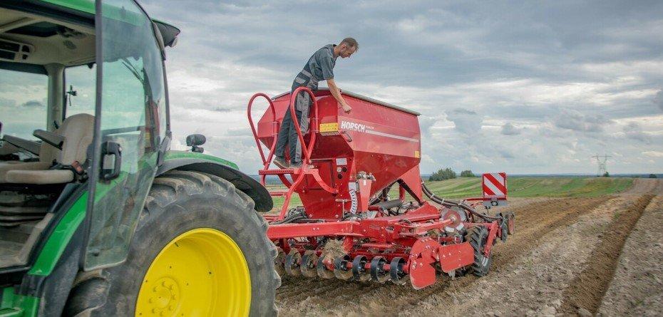 Siew pszenicy ozimej 2021. Uwaga na optymalne terminy!