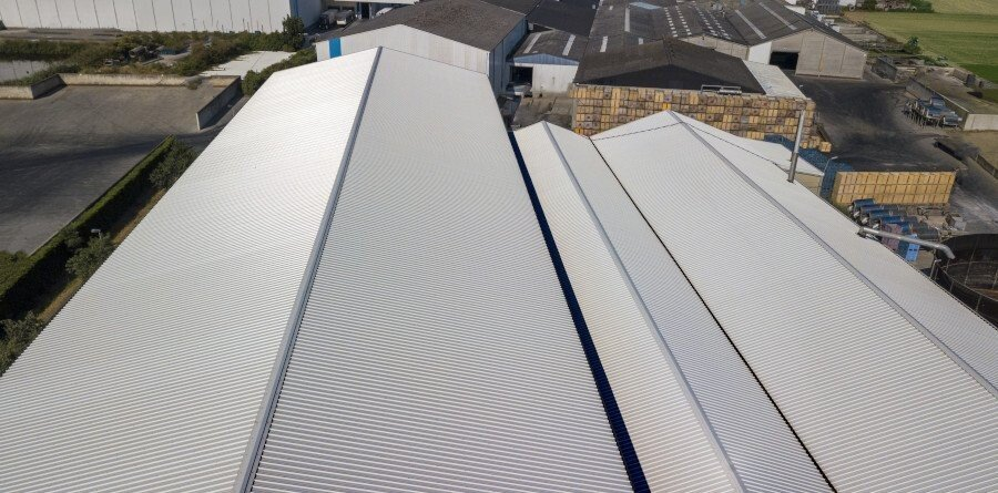 Płyta dachowa PIR Fiberglass – zadba owysokie standardy budynku!